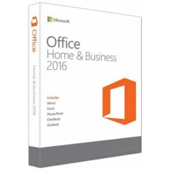 Microsoft Office Home & Business 2016 PKC