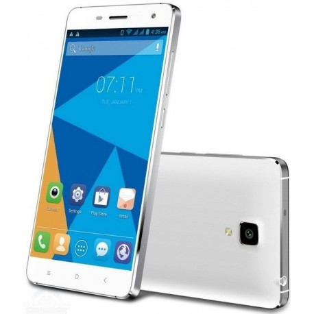 Doogee DG750 Iron Bone - blanco