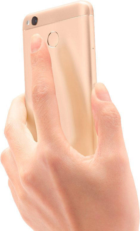 Xiaomi Redmi 4X - Fingerprint