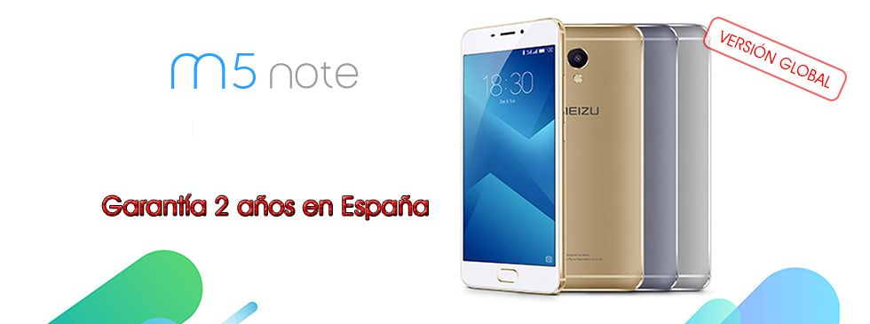 Meizu M5 Note Versión Global