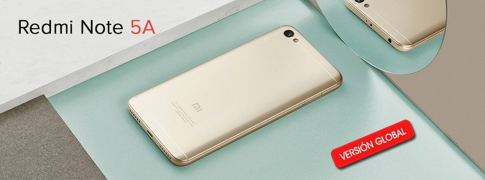 Xiaomi Redmi Note 5A 2GB RAM/16GB